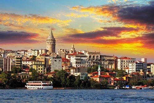 Turcja - położenie, mapa, flaga, stolica, religia